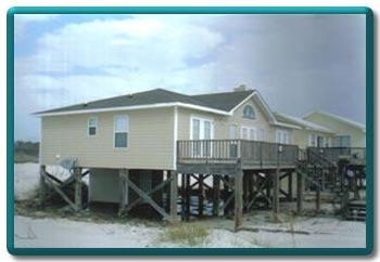 Gulf shores ft morgan 3bdrm beach house rental owner weekly three bedroom for 3 bedroom condos in gulf shores al